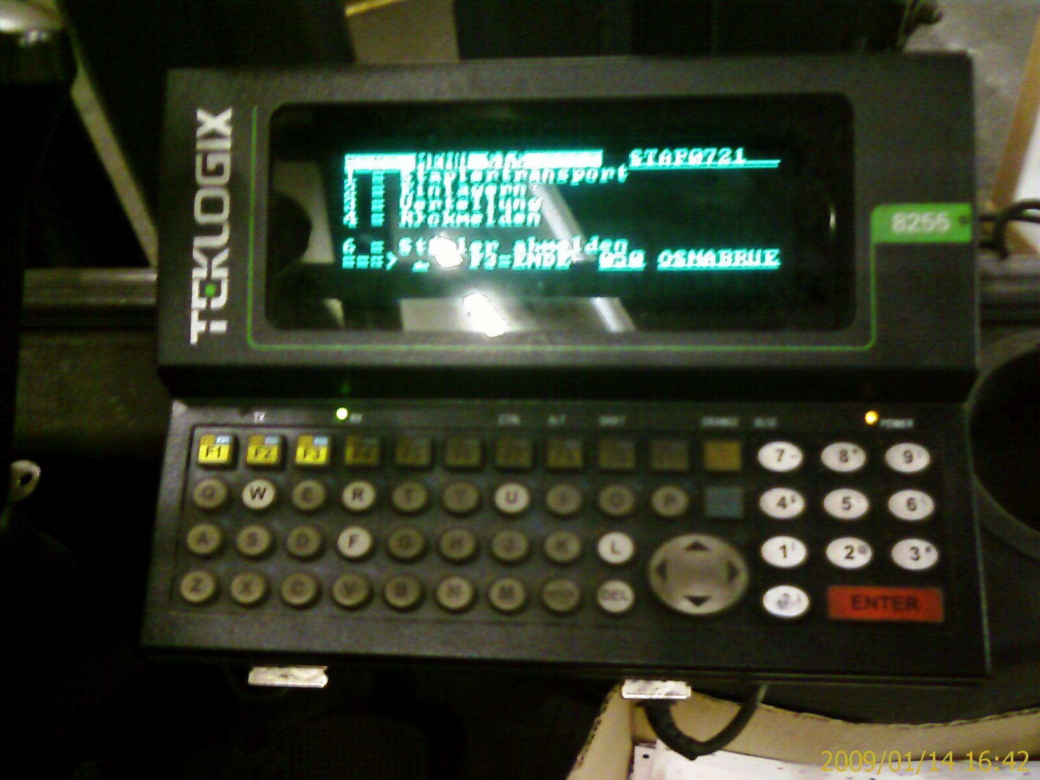 Koch RF-Terminals Stapler
